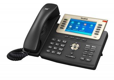 """Yealink SIP-T29G IP tel., PoE, 4,3"""" LCD, 27 prog.tl., GigE"""