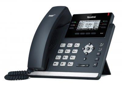 "Yealink SIP-T41S IP tel., PoE, 2,7"" 192x64 LCD, 15 prog.tl."