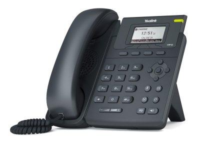 "Yealink SIP-T19P E2 IP tel., PoE, 2,3"" 132x64 nepodsv. LCD"