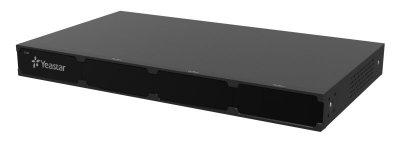 Yeastar S300, IP PBX, až 24 portů, 300 uživatelů, 60 hovorů, rack