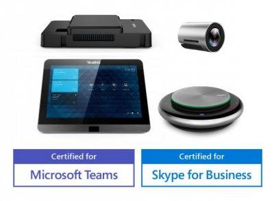 MVC300 videokonferenční endpoint pro SfB, Teams a Office365