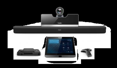 Yealink MVC500 videokonferenční endpoint pro SfB, Teams a Office365 - drátový mikrofon