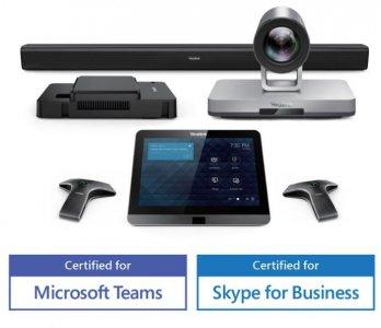 Yealink MVC800 videokonferenční endpoint pro SfB, Teams a Office365