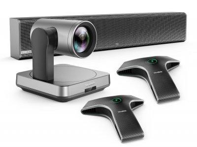 Yealink UVC84-BYOD-210, videokonferenční sada pro velké místnosti
