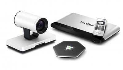 Yealink VC120-12x - MIC videokonferenční systém 8-cestné MCU