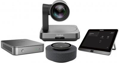 Yealink MVC640-050 - videokonferenční endpoint pro SfB, Teams a Office365 - drátové mikrofony