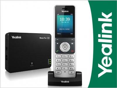 Na trhu nový bezdrátový telefon Yealink
