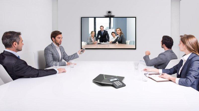 Videokonferenční řešení střední