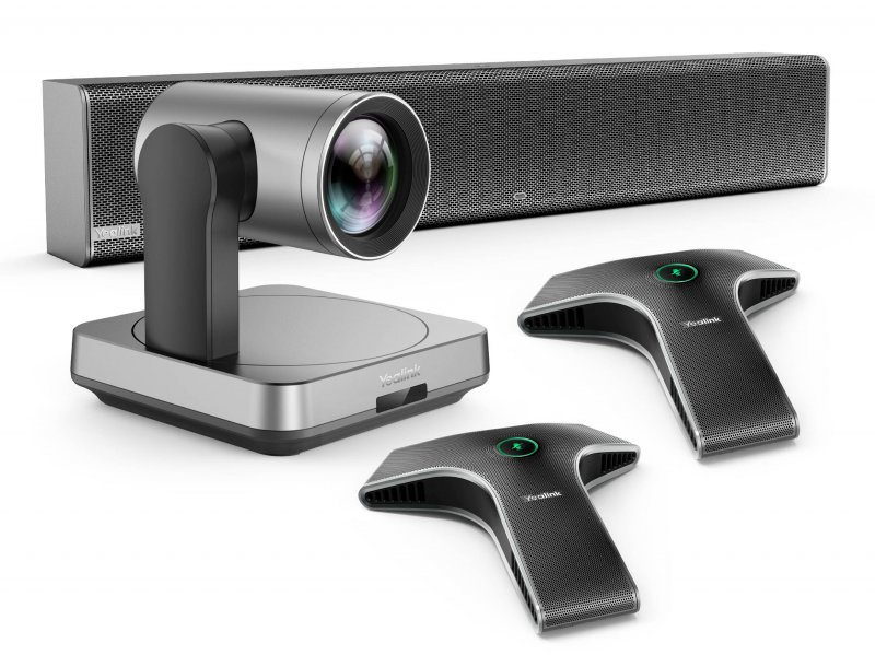 Yealink videokonferenční sada UVC84-BYOD-210