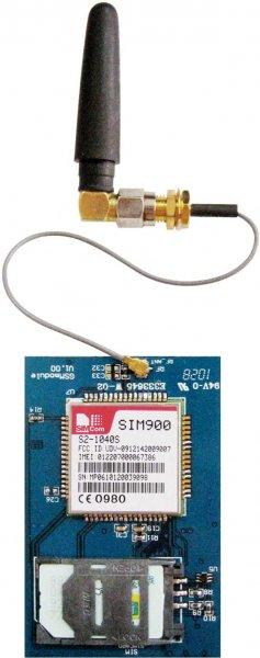 GSM modul SIM900 - starší verze