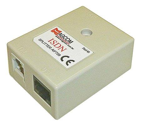 WELL ADSL/VDSL Splitter