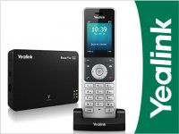 Uvádíme nový model bezdrátových telefonů Yealink