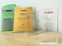 Jsme Gold distributor Yealink 2016