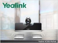 Všichni pod jednou střechou díky videokonferenci Yealink VC500