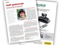 VoIP sjednocuje komunikaci - rozhovor s Miki Tang z Yealinku