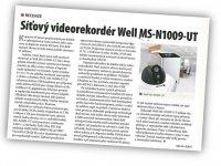 Recenze: mini NVR Milesight N1009-UT 4K
