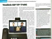 Velká recenze na Yealink SIP VP-T49G