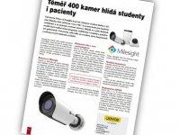 Případová studie na kamery Milesight